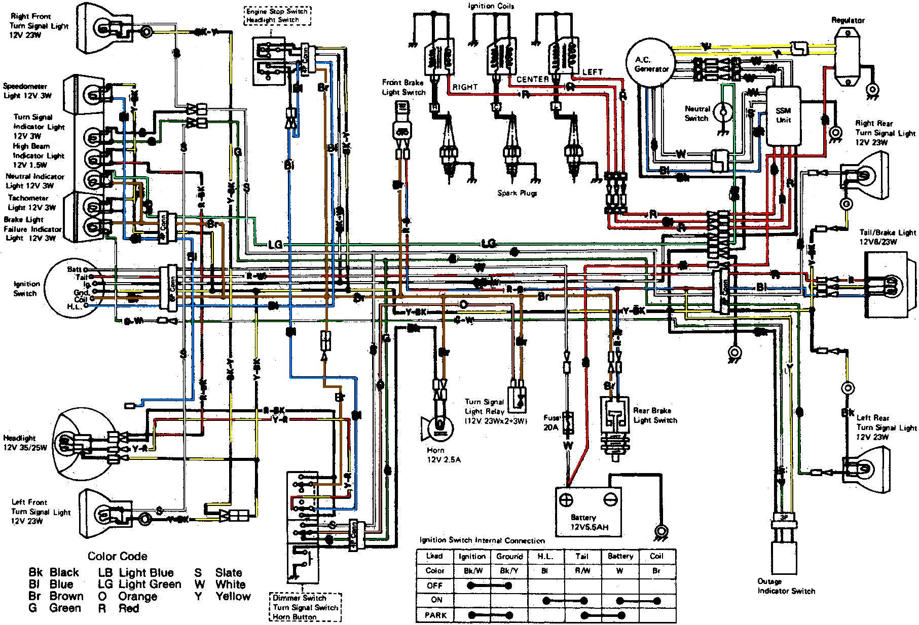 Honda 1100 Ace Wiring Diagram Page 4 And Schematics 83 Shadow 750 Nice 1983 Pictures Simple